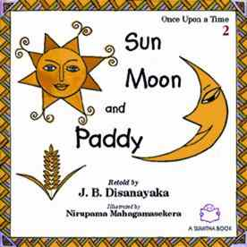 SUN MOON AND PADDY