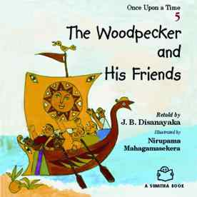 WOODPECKER AND HIS FRIENDS