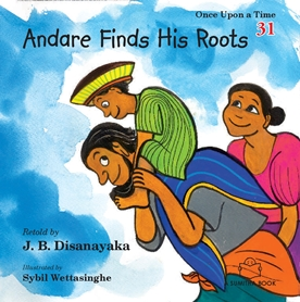 ANDARE FINDS HIS ROOTS