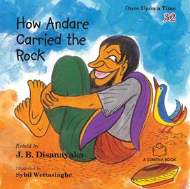 HOW ANDARE CARRIED THE ROCK