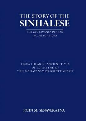 THE STORY OF THE SINHALESE