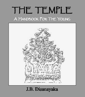 THE TEMPLE -A HANDBOOK FOR THE YOUNG